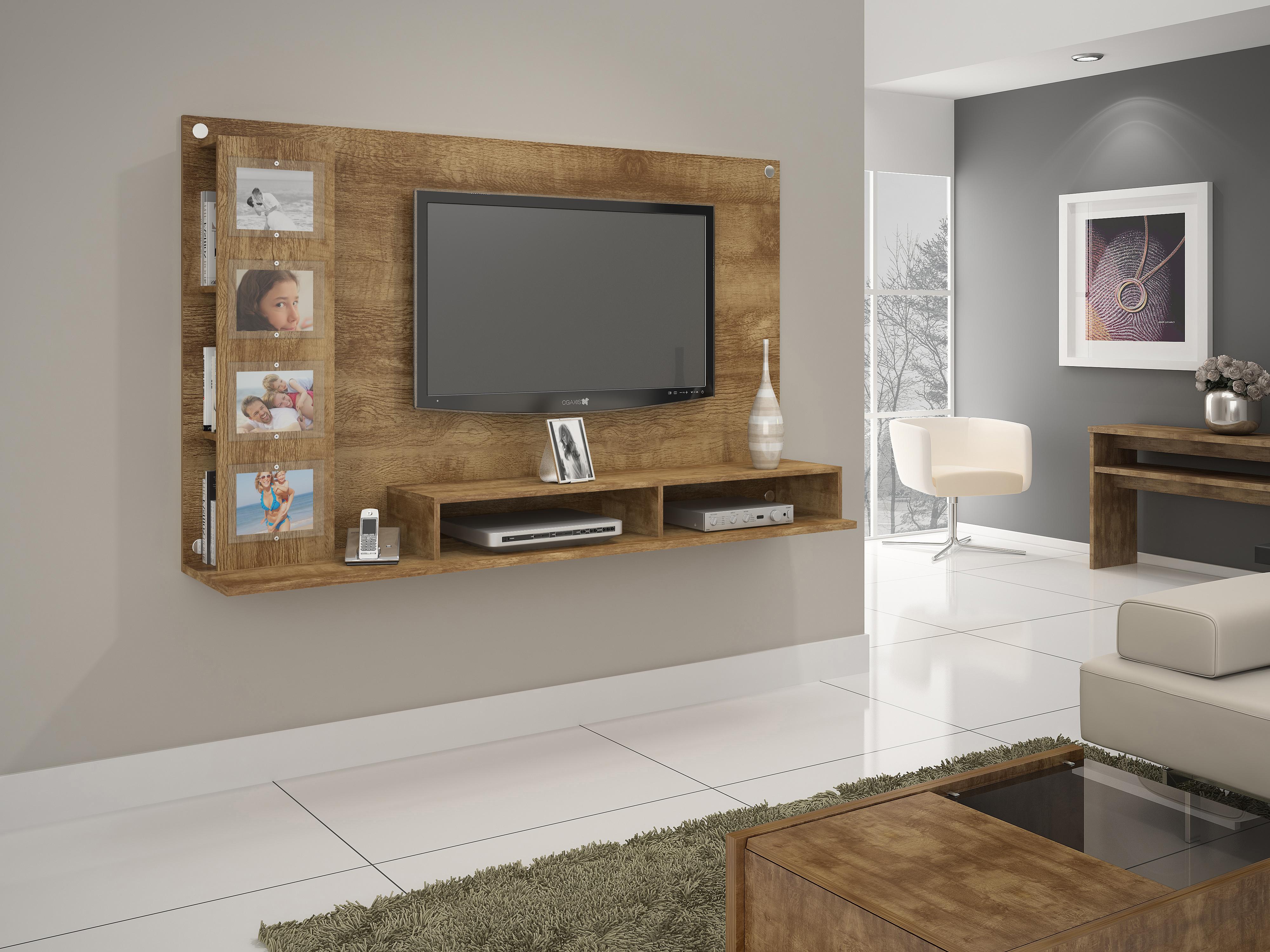 Painel para TV até 60 polegadas - Nobre
