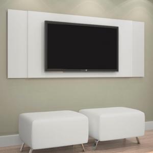 Painel Extensivo TV 42 polegadas Branco 133cm/154cm