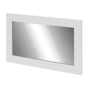 Quadro Com Espelho Búzios Branco