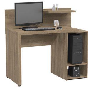 Escrivaninha mesa para computador - Nogal