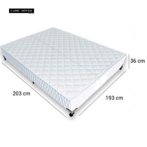 Toraflex box colchão Standard - 193X36X203