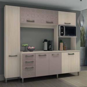 Cozinha Completa - Amendoa com Moka