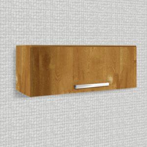 Armário de Cozinha Nicho 01 Porta Caramelo