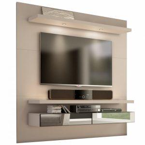 Painel Tacco 180cm Tv 50'' LED/Espelho Fendi