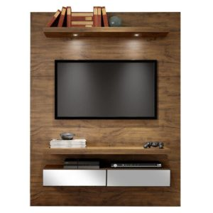 Painel Tacco 140cm Tv 42 LED/Espelho Nobre