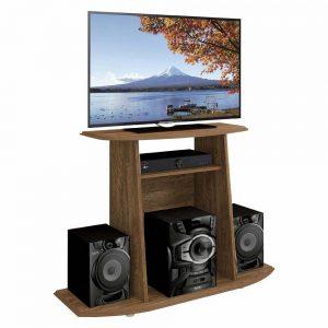 Rack Sala de Estar Tikin acomoda TV até 32