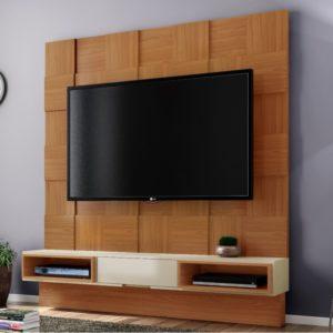 Home/Painel Quadriculado 3D 1,75M - 100% MDF