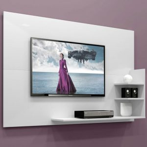 Painel Exclusive P/ Tv até 40 Polegadas Branco
