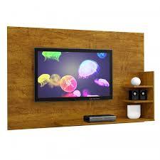 Painel Exclusive P/ Tv até 40 Polegadas Mel 136cm