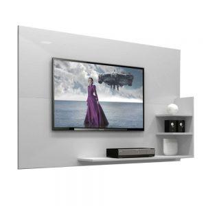 Painel Exclusive P/ Tv até 40 Polegadas Branco 136cm