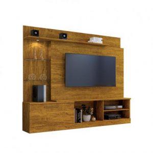 Home Sala tv 65'' c/ LED 200cm Mel