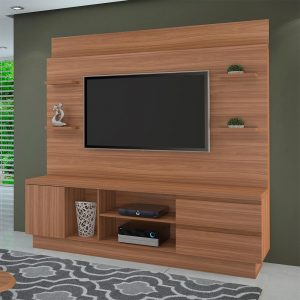 Home Estante p/ tv 60'' 210x200cm Naturale