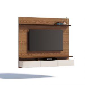 Home Tv 60'' LED Arcadium Freijó/Off White 180cm