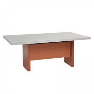 Mesa de Jantar Oslo 180x90cm Natural/Off White
