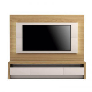 Home Minsk 180cm Tv 60'' Rovere Euro/Off White