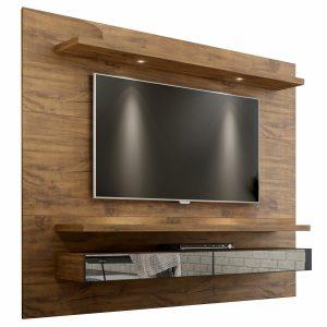 Painel Tacco 220cm Tv 65'' LED/Espelho Nobre