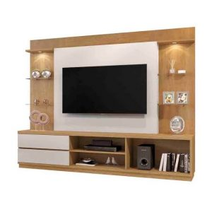 Home Bruges 220cm Tv 55'' Damasco/Off White