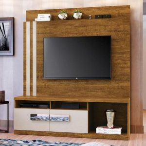 Home Colônia  - 150cm - Tv 65'' Canion / Off White